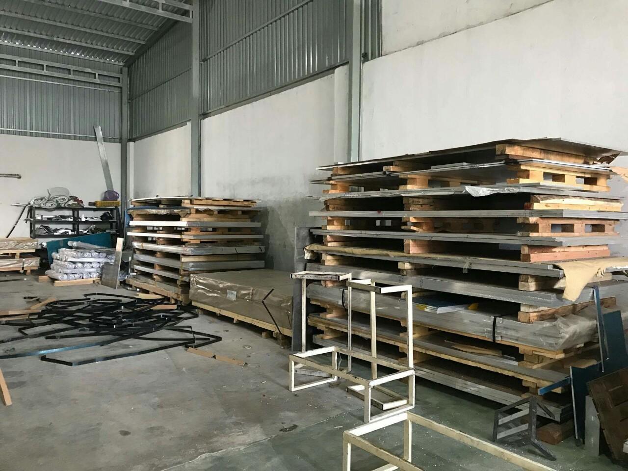 Hình ảnh kho xưởng sản xuất